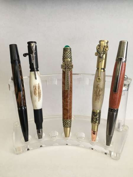 Turn Write Pens by Rob