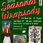 Seasonal Wrapsody 2018